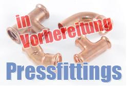 Kupferking Pressfittingw